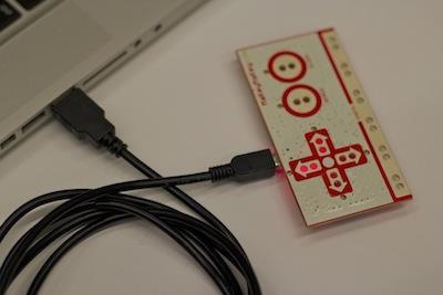 Plug In the MaKey MaKey Board USB