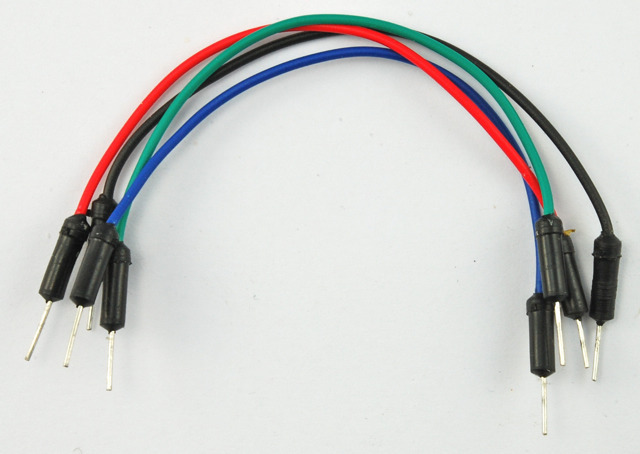 Jumper wire pack